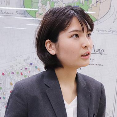 山田 和佳奈 Wakana YAMADA